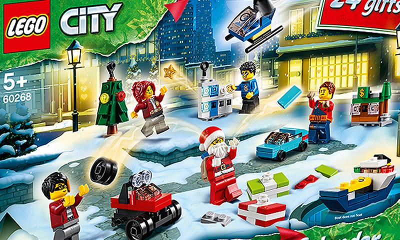 Lego City Advent Calendar 60268 for £15.58 instore @ Costco, Chester