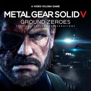 Metal Gear Solid V: Ground Zeroes (PC Steam) 99p @ CDKeys