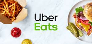 Get 50% off using Uber App with code @ Uber Eats - New Customers Only