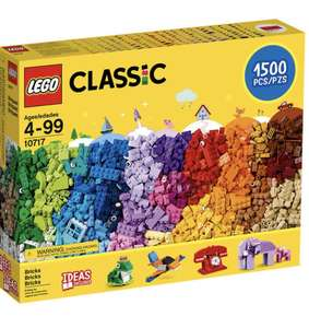 LEGO Classic Big Box 1,500-piece Set - £24.99 Instore at Asda (Coventry)