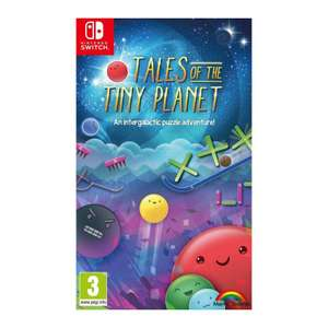 Tales Of The Tiny Planet (Nintendo Switch) Includes Cart - £7.95 @ The Game Collection