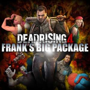 Dead Rising 4: Frank's Big Package - PS4 Game £8.99 PSN Store