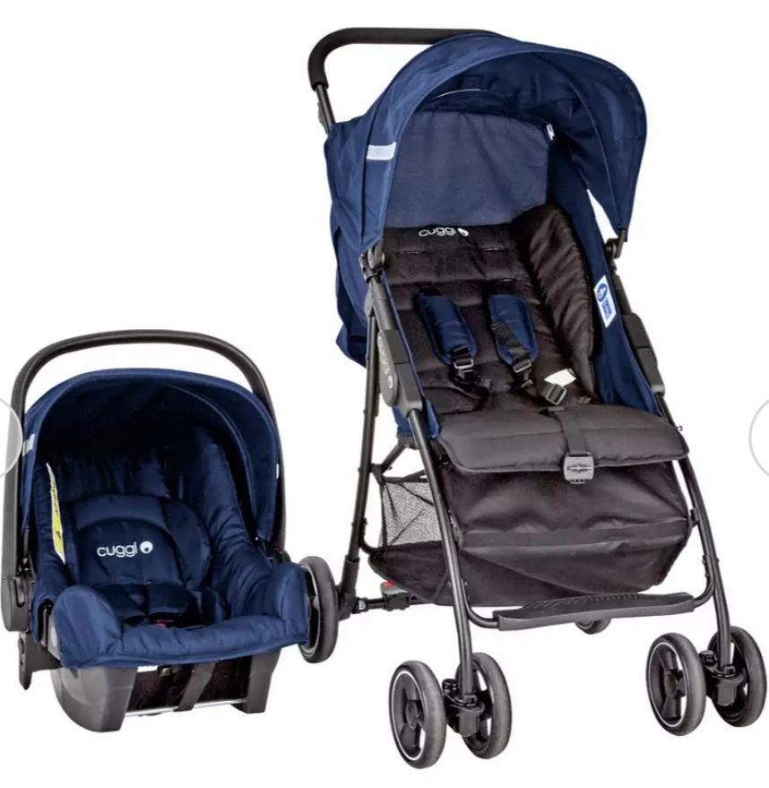 Cuggl Empress Travel System - car seat and stroller £49.99 @ Argos