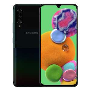 "Samsung Galaxy A90 5G 6.7"" Sim Free 6GB RAM, 128GB Smartphone - (Black/White) UK Version £289 @ Argos"