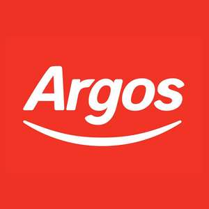 Get Double Nectar Points when you shop (2 points per £1 spent) @ Argos