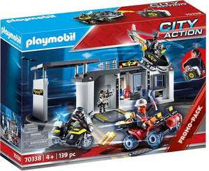 Playmobil 70338 Take Along Tactical Unit Headquarters £38.54 delivered @ Jac in a box