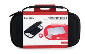 Nintendo Switch Lite Travel Case & Screen Protector Bundle £14.99 free click and collect at Argos