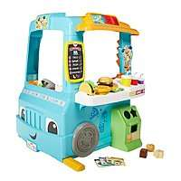 Fisher Price Servin Up Fun Food Truck - £44.99 @ Asda George (free click and collect)