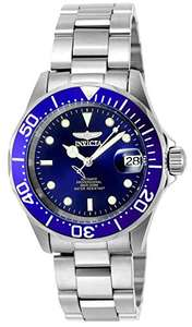 Invicta 9094 Pro Diver Stainless Steel Automatic Blue Dial Unisex Wrist Watch - £77.43 @ Amazon