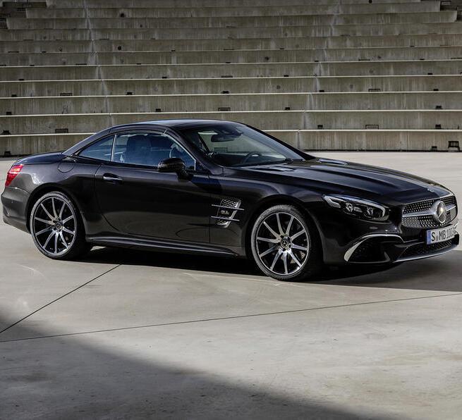 Mercedes-benz sl400 Grand Edition Premium £54,595 @ Drive the deal