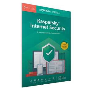 Kaspersky Internet Security 2020, 5 Devices 1 Year £17.99 @ Costco