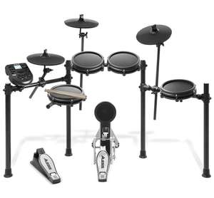 Alesis 8-Piece Electronic Drum Kit with Mesh Heads - £289.99 @ Costco