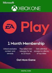 (Xbox One) EA Access - 1 Month Subscription £0.99 New (Possibly Returning) Users @ CDKeys