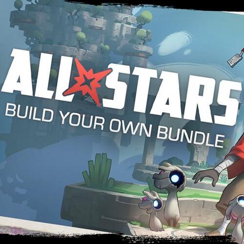 All Stars Build Your Own Bundle (Star Wars KOTR/ Hob/ SimCity/ Dirt Rally/ Atari Vault/ Narcos and more) 99p Onwards @ Fanatical