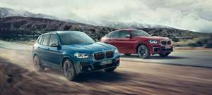 BMW X3 XDrive20D with optional Technology Pack - 2.9% APR - £449 PCM and £4829 deposit - Total Cost £26,381 @ Ocean Group BWM
