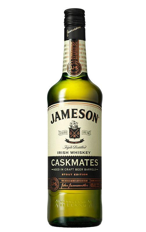Jameson Caskmates Stout Edition Irish Whiskey 70cl £17 @ Sainsbury's