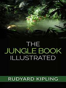 The Jungle Book Kindle Edition FREE at Amazon