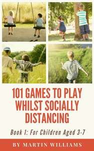 Free kindle book @ amazon 101 games to play whilst socially distancing