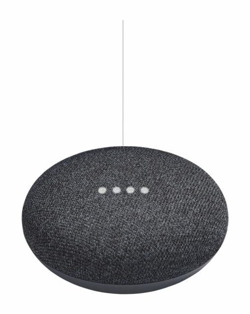 New Google Home Mini Smart Speaker Assistant - Black - £17.46 each Or 2 For £29.34 @ Ukbest4tech / eBay