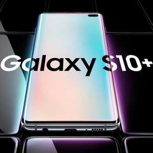 Samsung Galaxy S10+ 128GB (Various Colours) £499 @ Samsung Store (Potentially £399 after trade-in + 4.25 TCB)