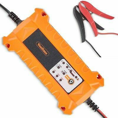 VonHaus Car Battery Trickle Charger with Advanced Vehicle Diagnostics 7A £15.99 @ ebay / vonhaus