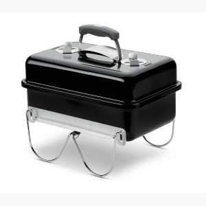 Weber Tabletop Go Anywhere Charcoal Barbecue - £76.94 With Code at BBQ World