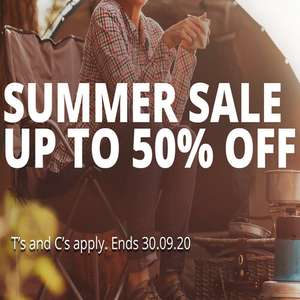 Campingdirect.uk sale - Items from 50p - Postage is £5.99 / Free Over £50 Spend