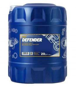 MANNOL 20L Defender Semi-Synthetic Engine Oil A3/B4 10W-40 VW 501/505 MB 229.1 - £25.49 with code @ lubriagecarpartsaccessories / ebay