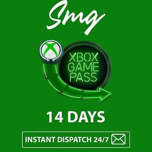 Xbox Game Pass - 14 Day Trial Subscription Code - 99p @ stockmustgo on eBay.co.uk