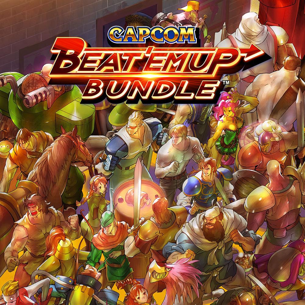 [Nintendo Switch] Capcom Sale eg Beat Em Up Bundle £7.99, Okami HD £7.99, Resident Evil from £6.39. Monster Hunter £14.39 @ Nintendo eShop