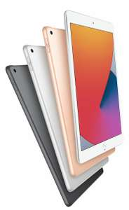 Apple iPad (2020) 8th Generation 32Gb, Wi-Fi,10.2 inch £329 / £296.10 with new customer account code and BNPL @ Very
