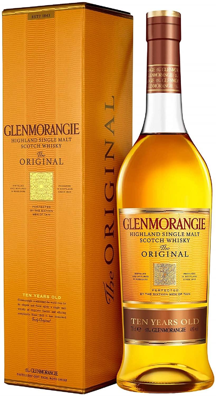 Glenmorangie 10 Year Old Single Malt Scotch Whisky, 70 cl £26 Amazon