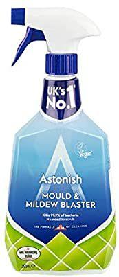 Astonish mould and mildew remover 750ml £1 (£4.49 p&p non prime) @ Amazon