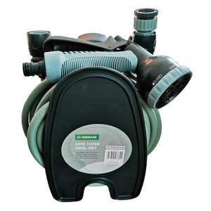 10m Mini Hose Reel Set for £4 @ Homebase (Free click and collect)