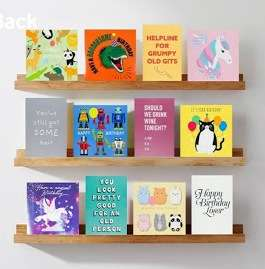 Free Paperchase birthday card (17-20th September) instore @ Vodafone VeryMe Rewards