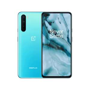 OnePlus Nord 8/128 in Blue or Grey plus FREE Sandstone Case and Tempered Glass Screen Protector £379 @ OnePlus