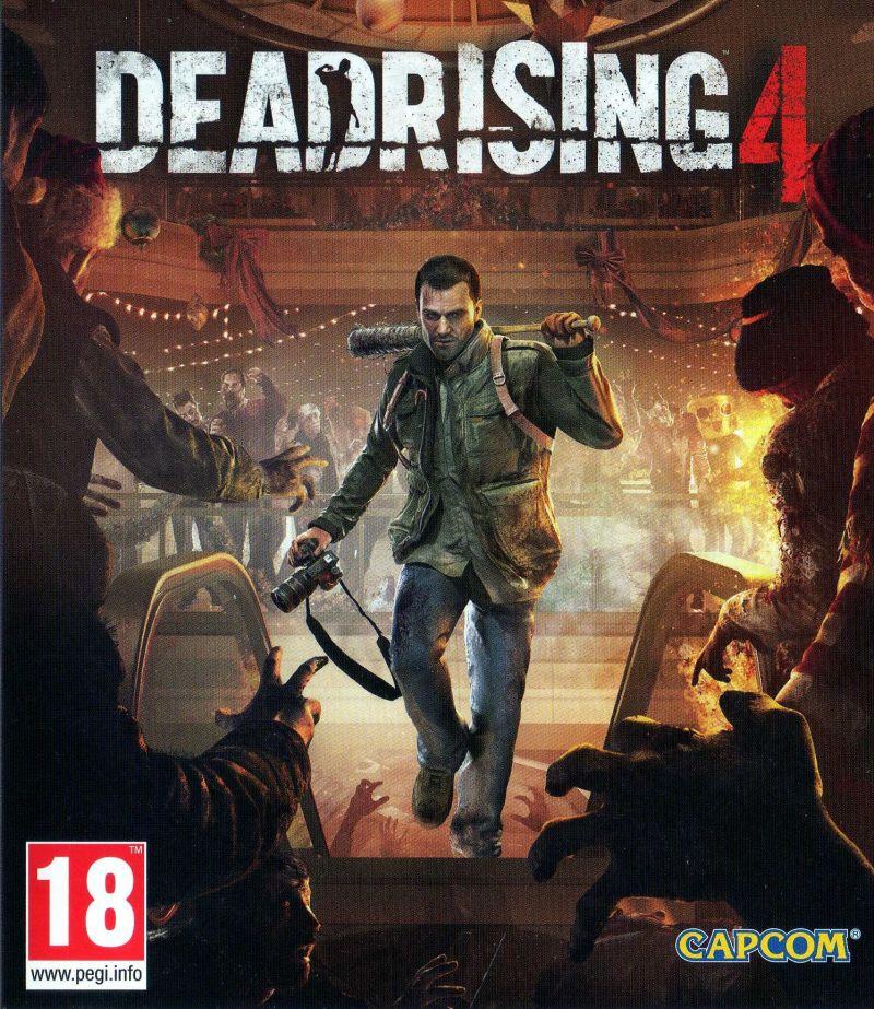 Dead Rising 4 (Xbox One) £5.49 @ CDKeys