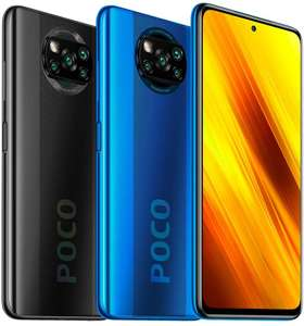 "Xiaomi Poco X3 NFC 128GB / 6GB (6.67"", 120Hz, IPS, 5130mAh, Snapdragon 732G) £209 / 64GB £179 (with code) @ Xiaomi UK"