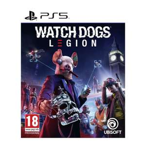 Watch Dogs Legion With Free Steel Book (PS5) - £44.95 Delivered at The Game Collection