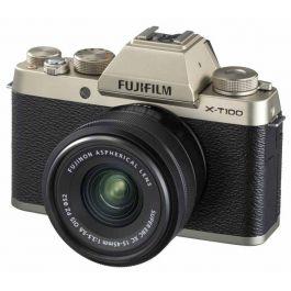 FUJIFILM X-T100 Kit Camera (XC15-45mm Lens) Refurbished £249.00 from Fuji Shop