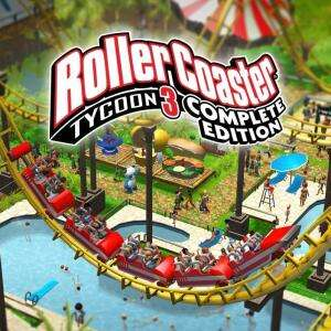 RollerCoaster Tycoon 3 - Complete Edition (PC) Free To Keep @ Epic Games