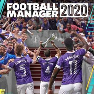 Football Manager 2020 (PC) Free To Keep @ Epic Games
