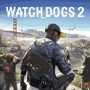 Watch Dogs 2 (PC) Free To Keep @ Epic Games