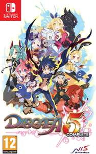 Disgaea 5 Complete Free to Play September 23 to 29 with Nintendo Switch Online