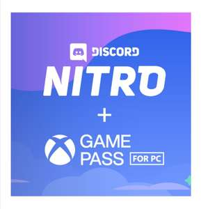 3 months of FREE Xbox Game Pass Ultimate for PC with Discord Nitro