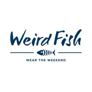 Weird Fish - 20% off first orders - Including Sale items