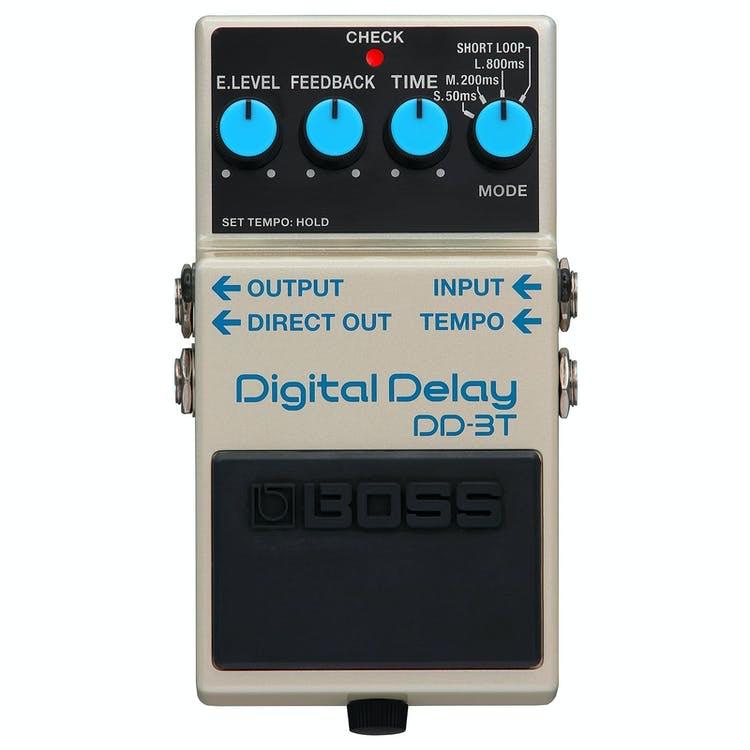 Boss DD-3T Digital Delay Guitar Effects Pedal £89 @ Dawsons Music