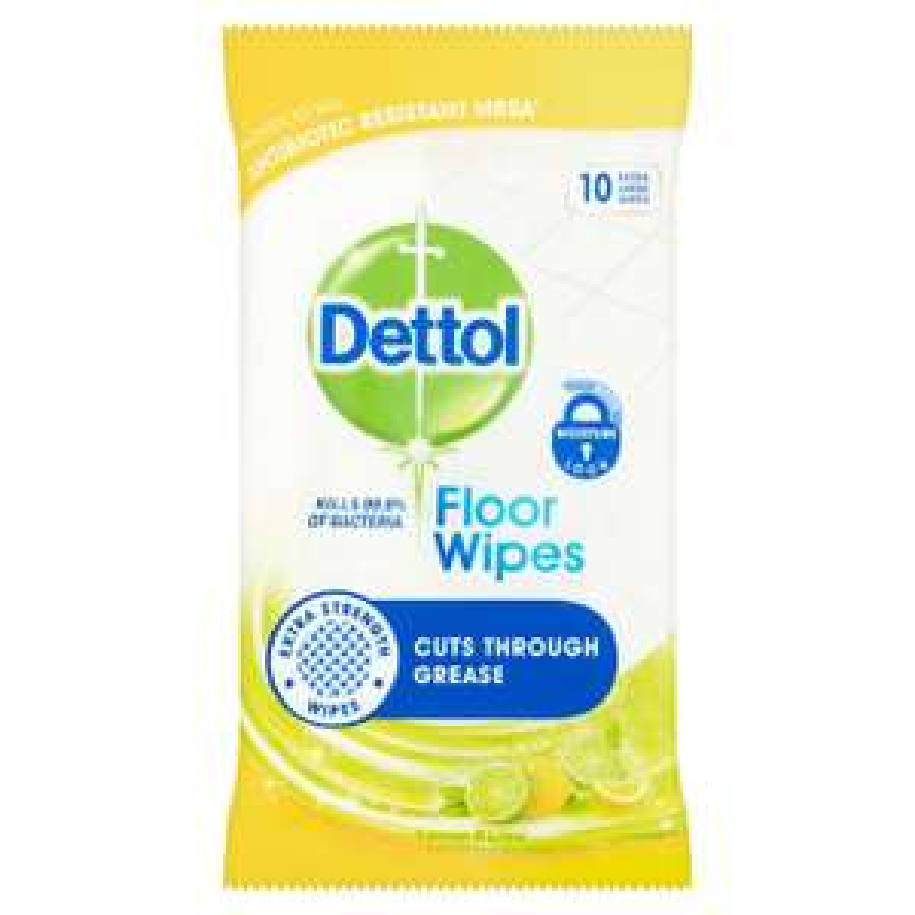 Dettol floor wipes 50p at Morrisons