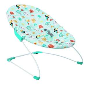 Chad Valley Jungle Friends Baby Bouncer now £12.99 @ Argos (Free Click & Collect)
