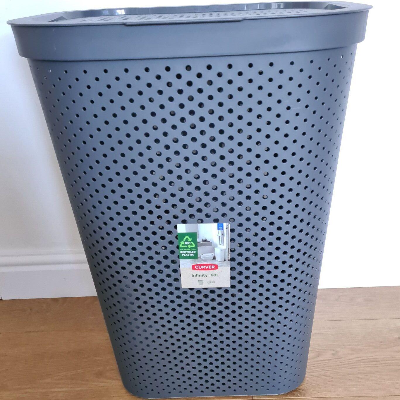 Curver infinity 60L laundry hamper £7.50 instore @ tesco crewe